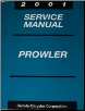 2001 Chrysler / Plymouth Prowler Factory Service Manual (SKU: 812701023)