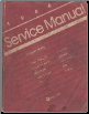 1984 Chrysler / Dodge / Plymouth  Front Wheel Drive Passenger Vehicles Service Manual (SKU: 812704003)