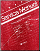 1984 Chrysler / Dodge / Plymouth  Front Wheel Drive Cars Electrical & Engine Performance Service Manual (SKU: 812704004)