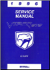 1996 Viper GTS Coupe (SR) Service Manual (SKU: 812706151)