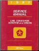 1997 Chrysler LHS / Chrysler Concorde / Dodge Intrepid / Eagle Vision Service Manual (SKU: 812707140)