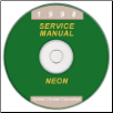 1998 Dodge/Plymouth Neon (PL) Service Manual on CD-ROM (SKU: 812708025CD)