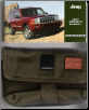 2007 Jeep Commander Owner's Manual with Case (SKU: 813260710)