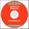 2000 Jeep Wrangler Service Manual - CD Rom (SKU: 813700048CD)