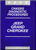 2002 Jeep Grand Cherokee Chassis Diagnostic Procedures (SKU: 8137002045)