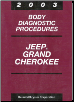 2003 Jeep Grand Cherokee Body Diagnostic Procedures (SKU: 8137003048)