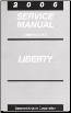 2006 Jeep Liberty Service Manual - 3 Volume Set (SKU: 8137006060)