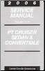 2006 Chrysler PT Cruiser Service Manual - 4 Volume Set (SKU: 8137006061)