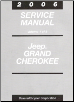 2006 Jeep Grand Cherokee Service Manual - 5 Volume Set (SKU: 8137006064)