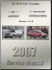 2007 Dodge Durango & Chrysler Aspen (HB/HG) Service Manual - 4 Volume Set (SKU: 8137007058)