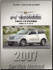 2007 Chrysler PT Cruiser (PT) Service Manual - 4 Volume Set (SKU: 8137007061)
