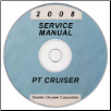 2008 Chrysler PT Crusier (PT) Service Manual ON CD (SKU: 8137008061CD)