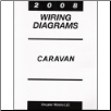 2008 Dodge Caravan and Chrysler Town & Country (RT) Wiring Manual (SKU: 8137008362)