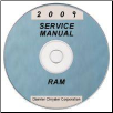 2009 Dodge Ram Truck 2500 - 5500 Factory Service Manual on CD (SKU: 8137009059CD)