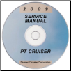 2009 Chrysler PT Cruiser Factory Service Manual on CD (SKU: 8137009061CD)