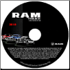 2010 Dodge Ram Truck Cab Chassis 3500 4500 5500 Factory Service Manual - CD-ROM (SKU: 8137010059CD)
