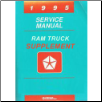 1995 Truck Compessed Natual Gas (CNG) Service Manual Supplement (SKU: 813705108A)