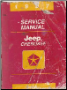 1997 Jeep Cherokee Service Manual (SKU: 813707146)