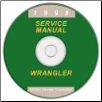 1998 Jeep Wrangler (TJ) Service Manual on CD (SKU: 813708148CD)