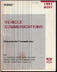 1991 Chrysler / Dodge / Plymouth / Eagle / Jeep Vehicle Communications Body Diagnostic Procedures (SKU: 816990159)