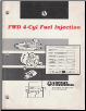 1996 Chrysler FWD 4 - Cyl Fuel Injection Student Workbook (SKU: 8169996106)