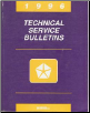 1996 Chrysler / Dodge / Plymouth / Eagle / Jeep Technical Service Bulletins (SKU: 8169997010)
