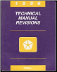 1996 Chrysler / Dodge / Plymouth / Jeep / Eagle Technical Manual Revisions (SKU: 8169997011)