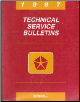 1997 Chrysler Technical Service Bulletins (SKU: 8169998004)