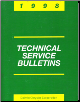 1998 Technical Service Bulletins (SKU: 8169999003)
