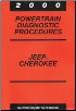 2000 Jeep Cherokee Powertrain Diagnostic Procedures (SKU: 8169999032)