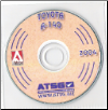 Toyota A140 / A140E Transmission Rebuild Manual on CD-ROM (SKU: 83-A140-A140E-CD)