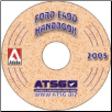 Ford E4OD Transmission Update Handbook CD-ROM (SKU: 83-E4ODTM-U1)