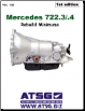 Mercedes 722.3 / 722.4 Transaxle Overhaul Manual by Greg Catanzaro (SKU: 83-TOL722-3-4-TM)