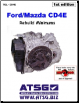 Ford / Mazda CD4E Automatic Transaxle Rebuild Minimums by Greg Catanzaro (SKU: 83-TOLCD4ETM)
