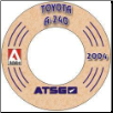 Toyota A240 & A242L Transaxle Rebuild Manual - CD-ROM (SKU: 83-TOYA240-CD)