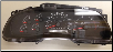 2008 - 2011 Ford F650 F750 Instrument Cluster Repair Diesel Only (SKU: 8C4O10849CA)