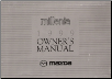 1999 Mazda Millenia Owner's Manual (SKU: 8N14EA98G)