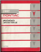 1991 Pontiac 6000 Service Manual (SKU: S9110A)