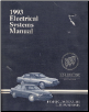 1993 Buick Park Avenue & Le Sabre Electrical Systems Manual (SKU: 93BUICKELEC)