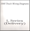1995 Ford Medium/Heavy Truck L-Series Wiring Diagrams (Delivery Configuration) (SKU: 95L-SeriesDelivery)