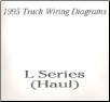 1995 Ford Medium/Heavy Truck L-Series Wiring Diagrams (Haul Configuration) (SKU: 95L-SeriesHaul)