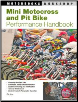 Mini Motocross and Pit Bike Performance Handbook Manual (SKU: 076032896X)