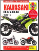 2006 - 2016 Kawasaki EX650, ER650, ER-6F & ER-6N Haynes Repair Manual (SKU: 9780857339232)