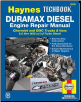 2001 - 2012 Duramax Diesel Engine Haynes Techbook for Chevrolet and GMC Trucks and Vans (SKU: 9781620920435)