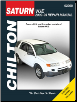 2002 - 2009 Saturn Vue Chilton's Total Car Care Manual (SKU: 9781620922316)