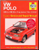1994 - 1999 Volkswagen Polo Haynes Repair Manual (SKU: 9781785212758)