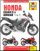 2013 - 2015 Honda CB500F CB500X CBR500R Haynes Repair Manual (SKU: 9781785213014)