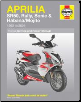 1993 - 2009 Aprilia SR50, Rally, Sonic, Habana and Mojito Scooters Haynes Repair Manual (SKU: 9781844257553)
