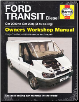 2000 - 2006 Ford Transit Diesel, Haynes Repair Manual (SKU: 9781844257751)