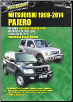 1999 - 2014 Mitsubishi Pajero / Montero / Shogun Repair Manual (SKU: 9781876720216)